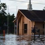 Louisiana church flood BP LifeWay