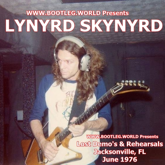 LYNYRD SKYNYRD 1976 06 Leon Living Room Lost Demos