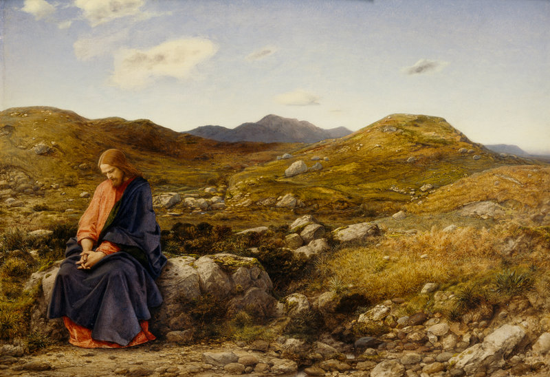The Man of Sorrows by William Dyce