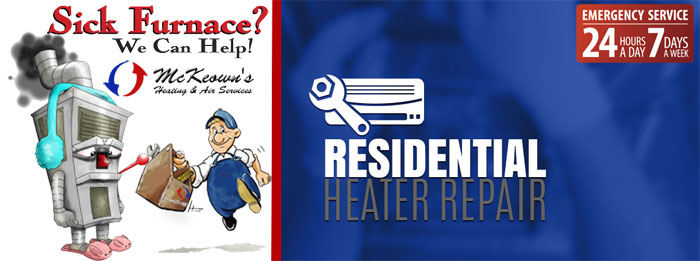 Residential Heating Repair