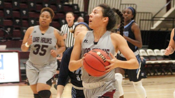 Isabel Carrion - Women's Basketball - McMurry University ...