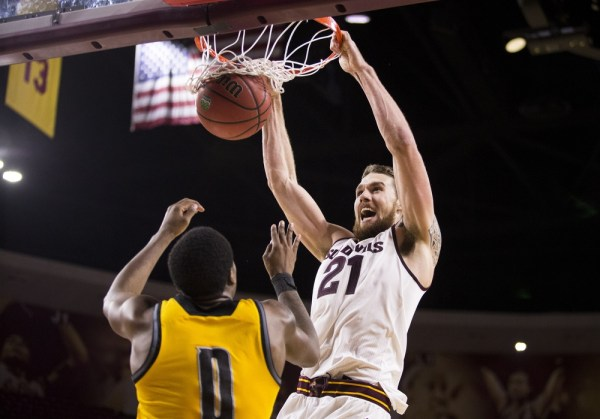 ASU men's basketball thrashes Kennesaw State - The State Press