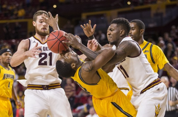 ASU men's basketball falls in overtime to Marquette in ...