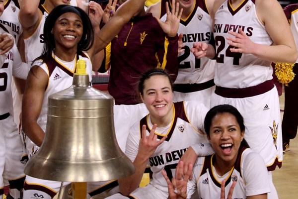 Pac-12 women's basketball power rankings: ASU slips to No ...