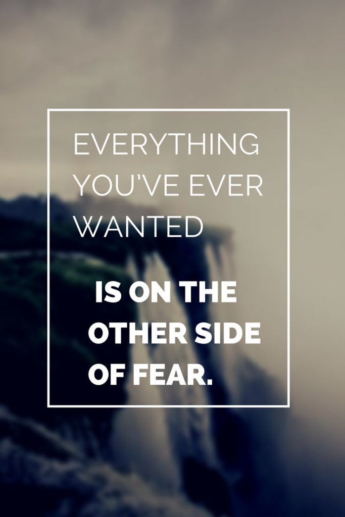 Image result for quotes of inspiration fear