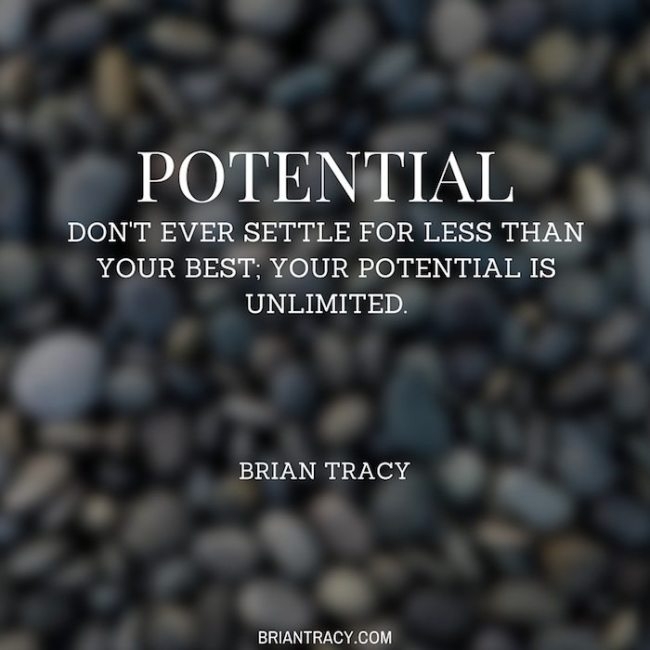 Brian-Tracy-Quote-Don't-Ever-Settle-For-Less-Than-Your-Best