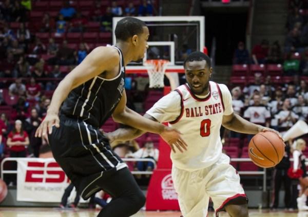 RECAP: Ball State men's basketball vs. Akron   Ball State ...