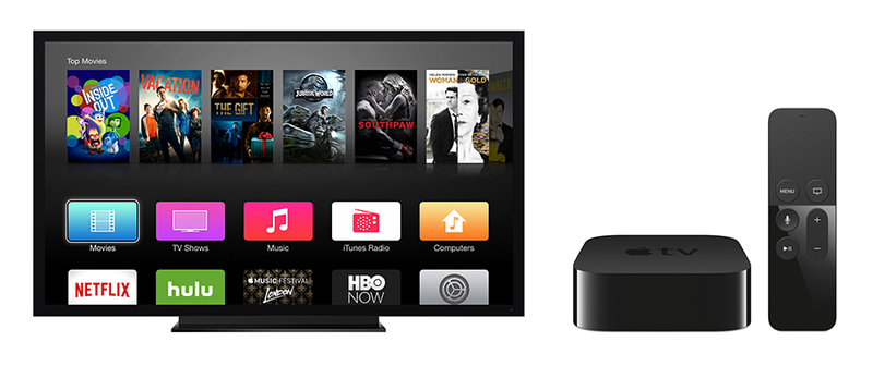 apple tv smart tv television
