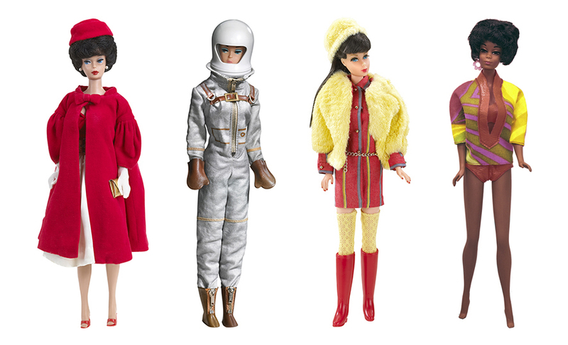 barbie 1960s red flare astronaut smasheroo christie