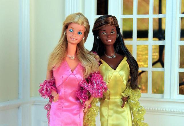 barbie christie 1977 disco glam