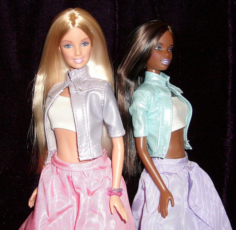 jewel girl barbie christie bellybutton 2000