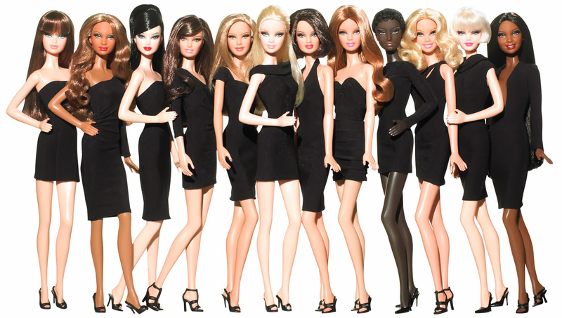 barbie basics 2010 diverse