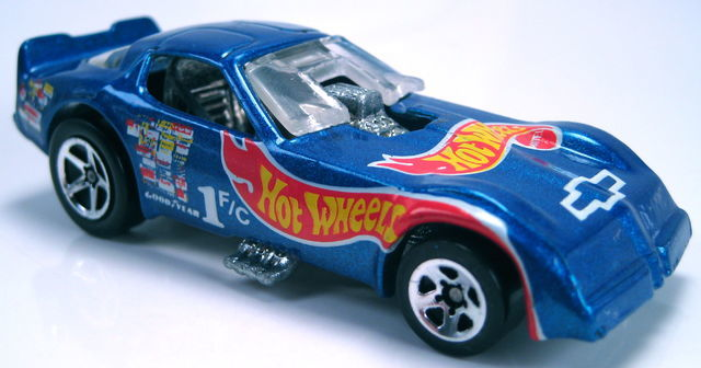 Hot Wheels 1995 Collector Number 271 Funny Car