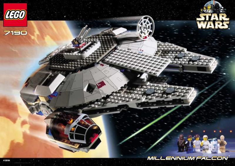 The Evolution Of Lego Star Wars Sets Completeset