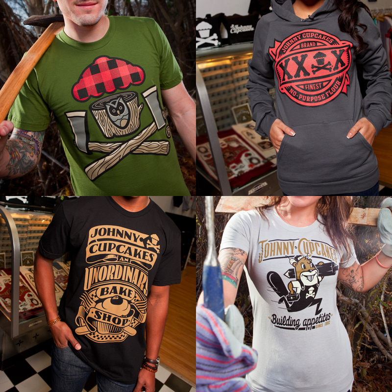 Johnny Cupcakes Black Friday 2011