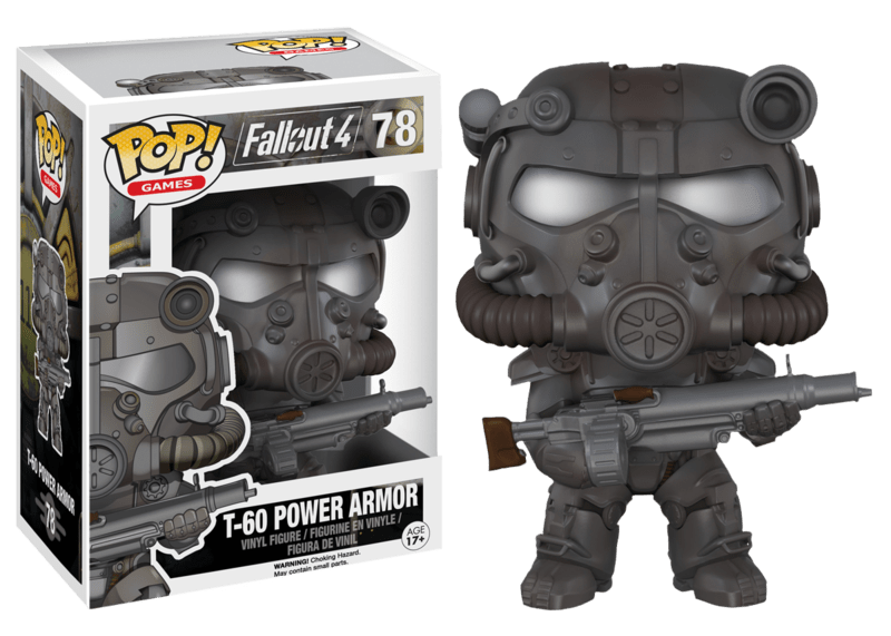 Fallout 4 Power Armor Toy