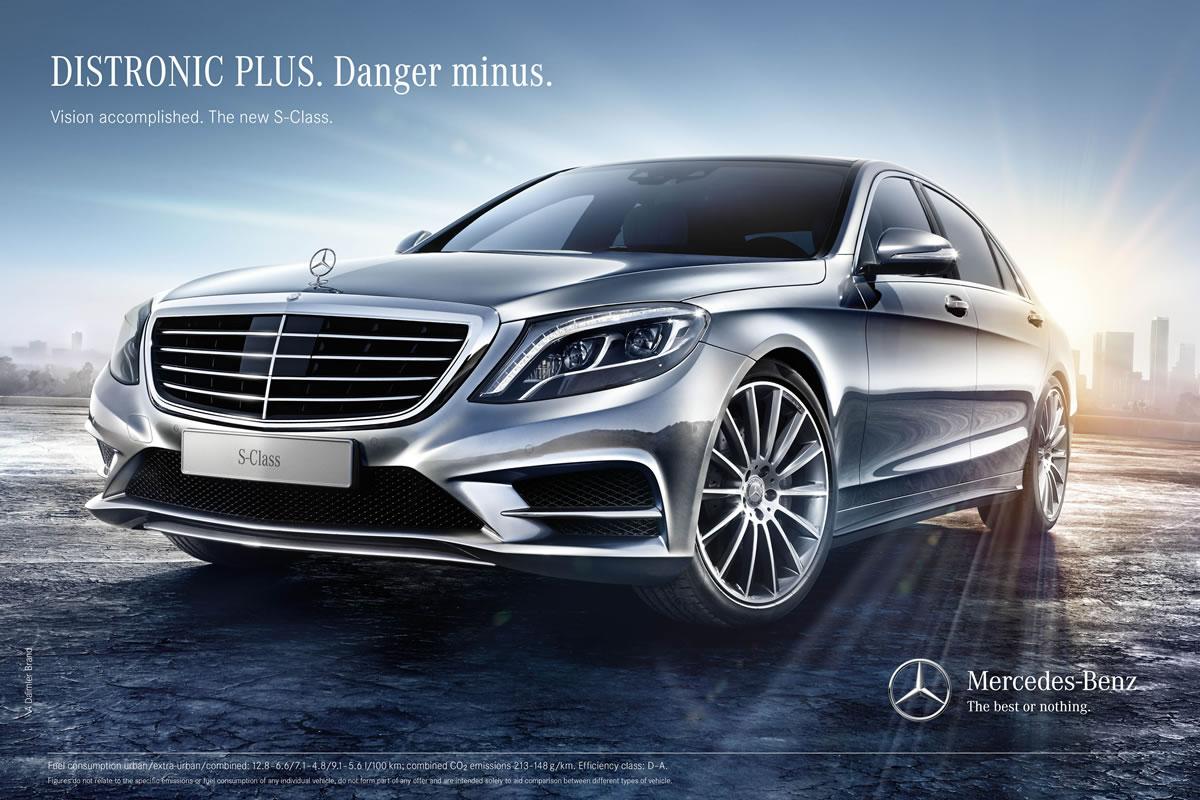 2014 Mercedes S Class Ad Campaign EMercedesBenz