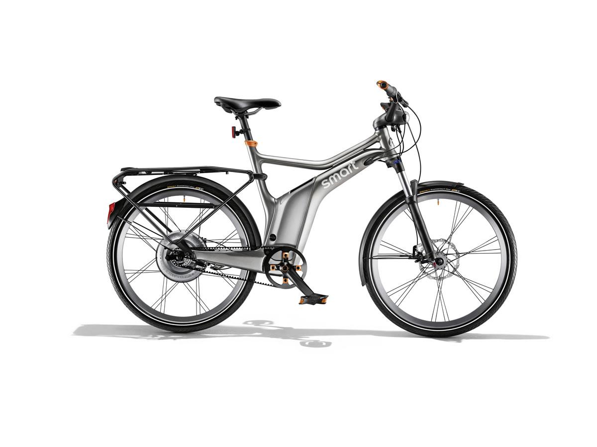 Smart Ebike Orange Edition Comfort Edition And Black