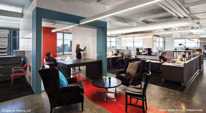 Are Open Floor Plans Killing Productivity In Your Office Inc Com Office  Design Long Narrow Office Layout Incredible For Good Best Long Narrow  Office Layout ...