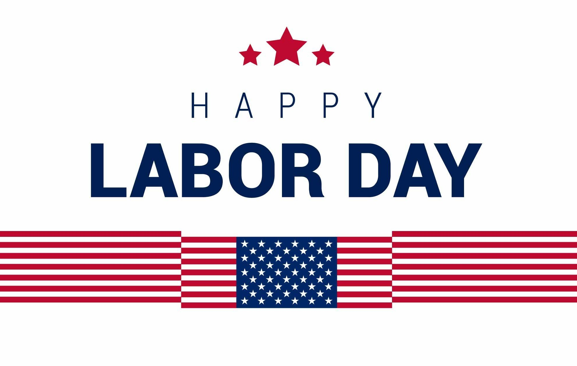 Happy Labor Day To Our U S Readers