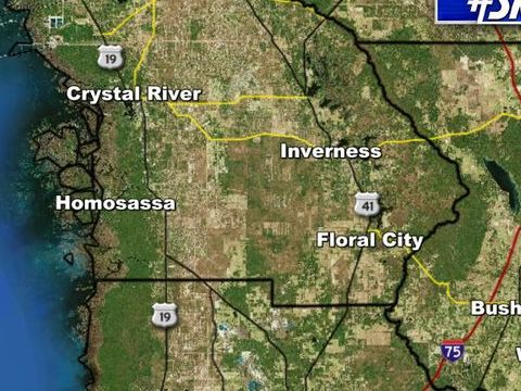 HD Decor Images » SkyTower radar view of Hernando and Citrus counties in Florida   FOX     Hernando and Citrus counties
