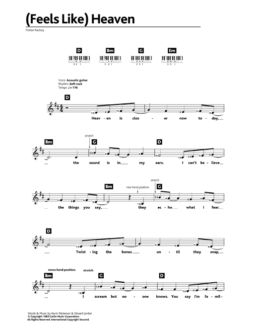 The House Of Rising Sun Guitar Chords