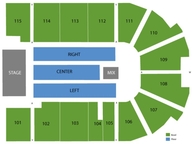 Us cellular seating chart bloomington il brokeasshome com