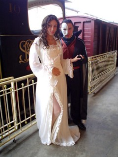 Christine Daae The Phantom Of The Opera Cosplay By