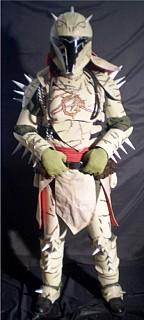 Armata Vir Mandalorian Crusader Star Wars Series