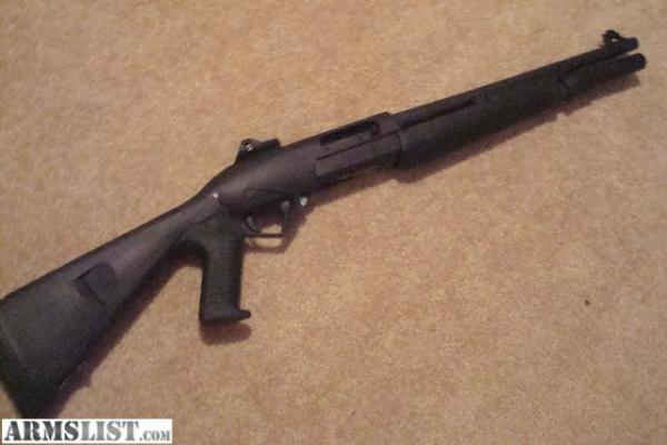 ARMSLIST For Sale Benelli Supernova Tactical w mag