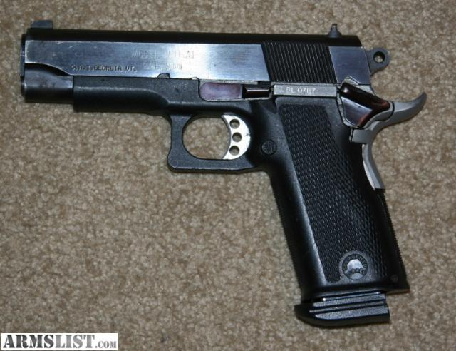 1911 9mm High Capacity Pistol