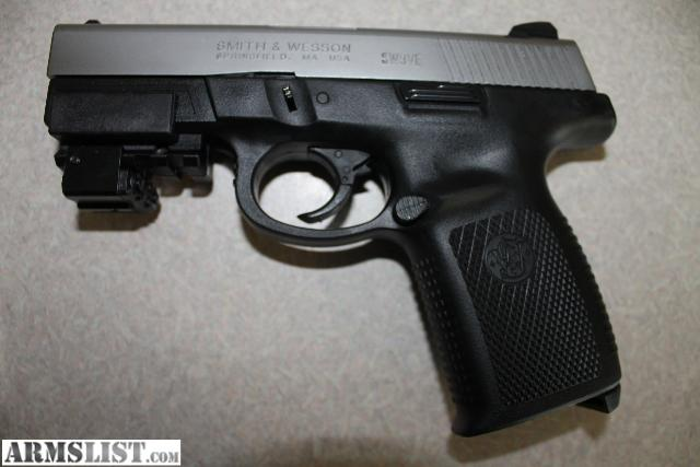 ARMSLIST - For Trade: Smith & Wesson 9mm (SW9VE)