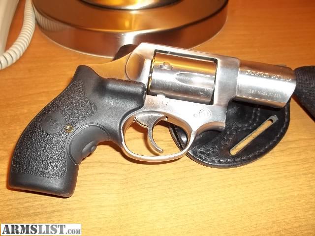 Ruger Sp101 357 Hammerless