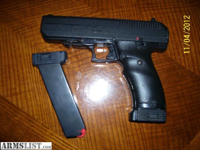 Cal 40 High Point Pistol