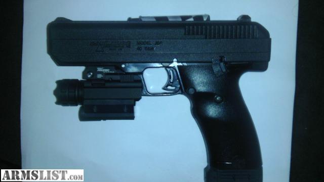 Hi Point 40 Caliber Pistol Laser Dot