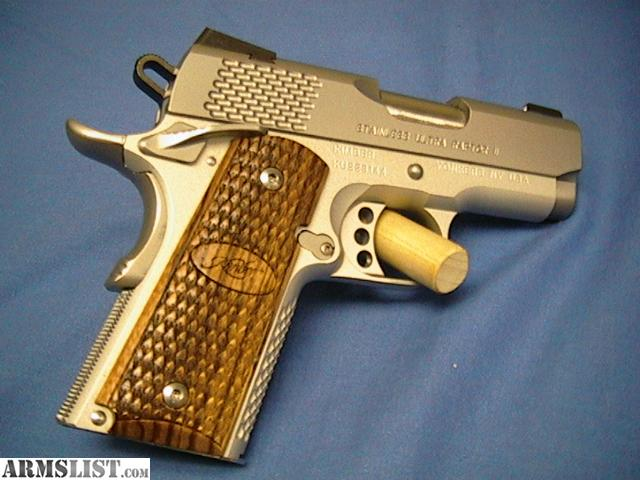 Armslist For Sale Kimber Ultra Ii Rose Gold 45 - EpicGaming