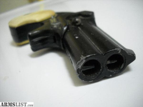 ARMSLIST - For Sale: Derringer- PROP / Blank pistol ...