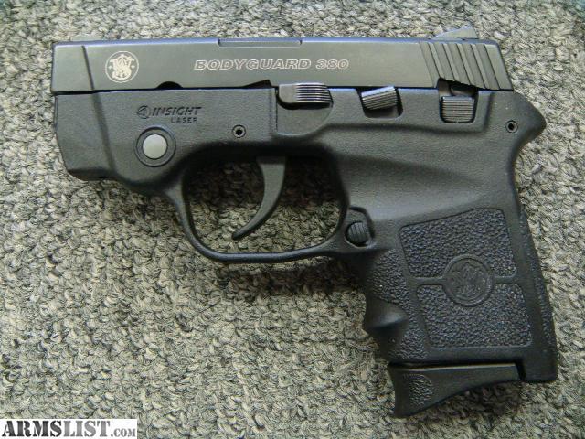 ARMSLIST - For Sale: Smith & Wesson Bodyguard 380 ACP Semi ...