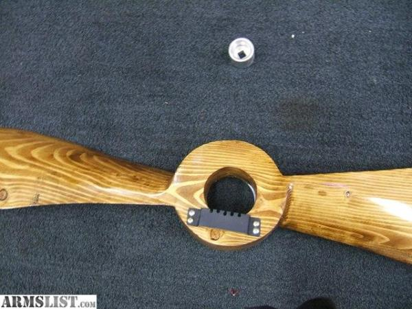 ARMSLIST - For Sale: Replica Airplane propeller