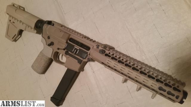 For Sale: Quarter Circle 10 Gsf 9mm AR