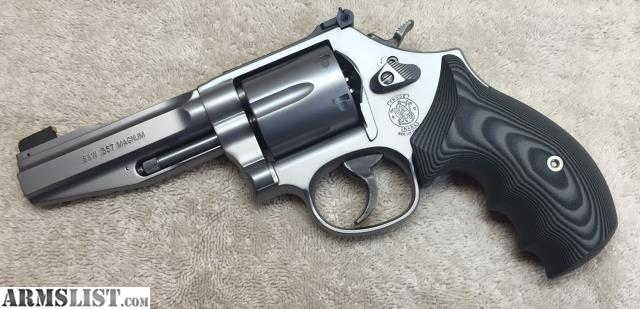 Smith Wesson 686 Ssr Grips