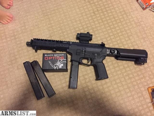For Sale: Quarter Circle 10 9mm AR
