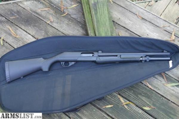 ARMSLIST For Sale Benelli Nova Tactical with mag tube