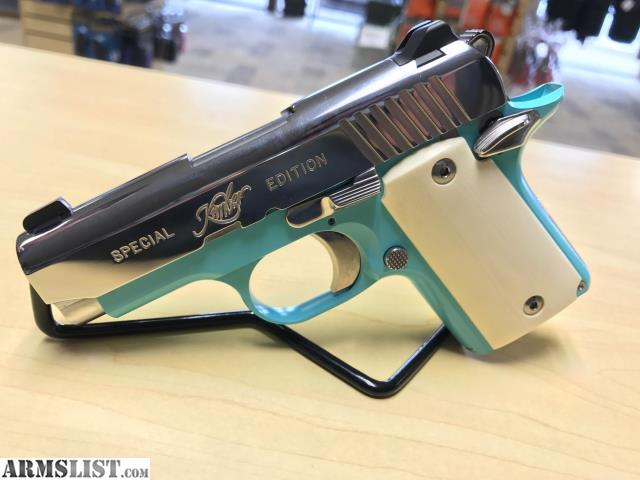 Armslist For Sale Kimber Micro 9 Special Edition Bel Air