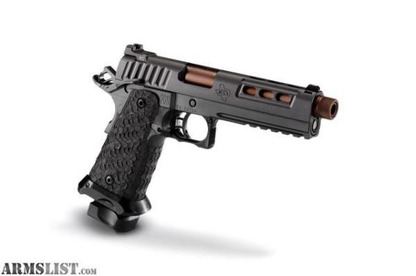 ARMSLIST - For Sale: STI International DVC Tactical 9mm ...