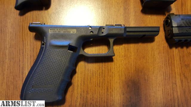 Stripped Glock 21 Frame | lajulak org
