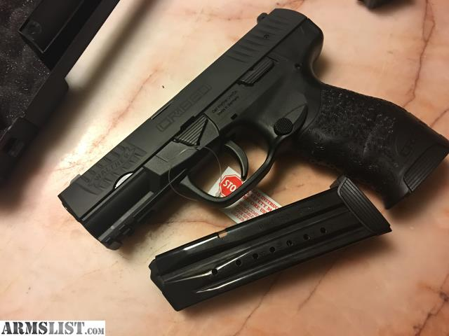 9mm Pistol Made Vegas