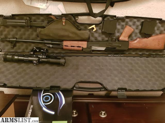 Armslist For Sale Yugo M76 8mm Sniper Rifle Wcase - EpicGaming