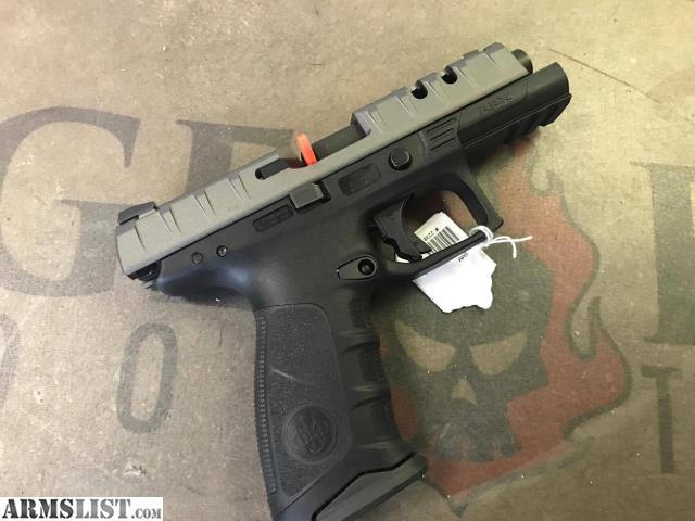 Beretta Apx Custom
