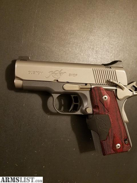 Armslist For Sale New Kimber Rose Gold Ultra Ii 9mm (3